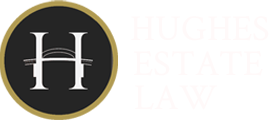 Hughes Estate Law Logo